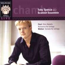 William Walton (1902-1983): Sonate für Streichorchester, CD