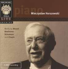 Mieczyslaw Horszowski,Klavier, CD