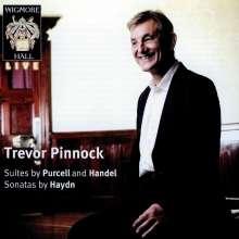Trevor Pinnock,Cembalo, CD