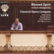 Blessed Spirit - A Gluck Retrospective, CD