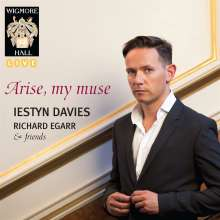 Iestyn Davies - Arise, my muse, CD