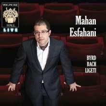 Mahan Esfahani, Cembalo, CD