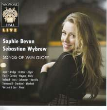 Sophie Bevan - Songs Of Vain Glory, CD