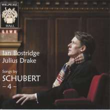 Franz Schubert (1797-1828): Lieder (Wigmore Hall Live Vol.4), CD