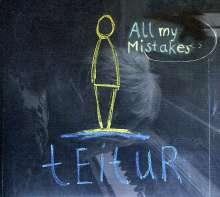 Teitur: All My Mistakes, CD