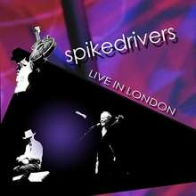Spikedrivers: Live In London, CD