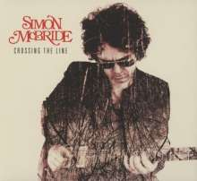 Simon McBride: Crossing The Line, CD