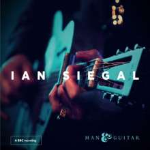 Ian Siegal: Man & Guitar: Live At The London Bluesfest, Royal Albert Hall 2013, CD