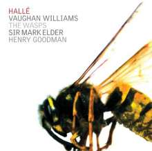 Ralph Vaughan Williams (1872-1958): The Wasps (Schauspielmusik 1909), 2 CDs