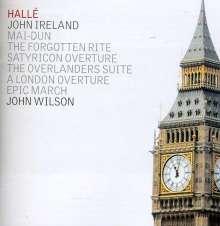 John Ireland (1879-1962): Orchesterwerke, CD