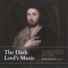 Martin Eastwell - The Dark Lord's Music, CD