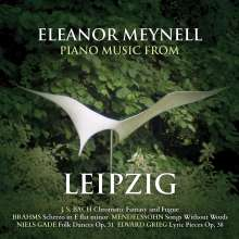 Eleanor Meynell - Piano Music From Leipzig, CD