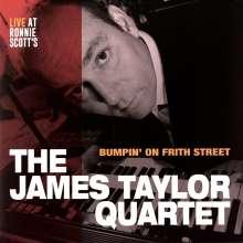 James Taylor Quartet (JTQ): Bumpin' On Frith Street - Live At Ronnie Scott's (180g), LP