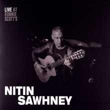 Nitin Sawhney (geb. 1964): Live At Ronnie Scott's (180g), LP