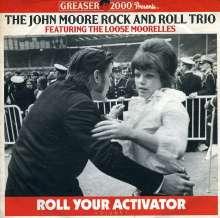 John Moore Rock & Roll Trio: Roll Your Activator Vol. 1, CD