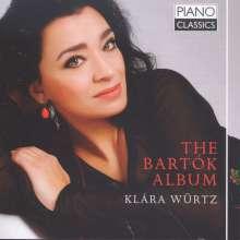 Bela Bartok (1881-1945): Klavierwerke, CD