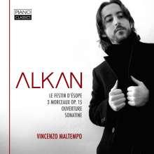 Charles Alkan (1813-1888): Sonatine op.61, CD
