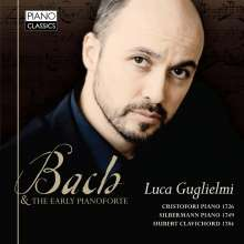 Luca Guglielmi - Bach & The Early Pianoforte, CD