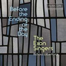 The Exon Singers - Before the Ending of the Day, CD