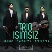 Trio Isimsiz - Brahms / Takemitsu / Beethoven, CD