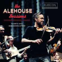 The Alehouse Sessions, CD