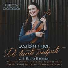 Lea Birringer - Di tanti palpiti, CD