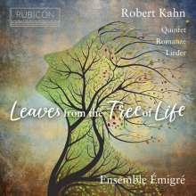 Robert Kahn (1865-1951): Quintett op.54, CD