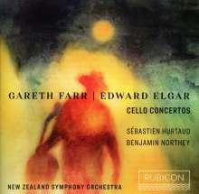 "Gareth Farr (geb. 1968): Cellokonzert ""Chemin des Dames"", CD"