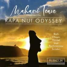 Mahani Teave - Rapa Nui Odyssey, CD