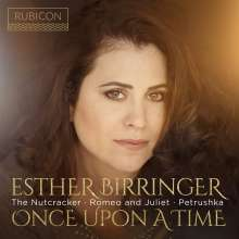 Esther Birringer - Once upon a Time, CD