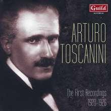 Arturo Toscanini - The First Recordings 1920-1926, CD