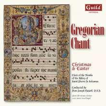 Gregorian Chant, CD
