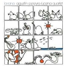 Agustin Pereyra Lucena Quartet: La Rana (1980), LP