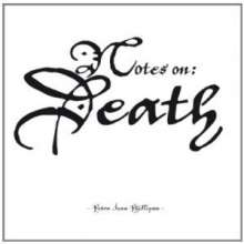 Petra Jean Phillipson: Notes On: Death, 2 CDs