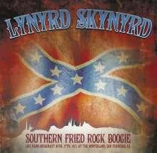 Lynyrd Skynyrd: Southern Fried Rock Boogie: Live Radio Broadcast 1975, CD