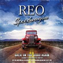 REO Speedwagon: Back On The Road Again (Live Radio Broadcast 1981), 2 CDs