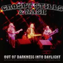 Crosby, Stills & Nash: Out Of Darkness Into Daylight: Live Radio Broadcast 1986, 2 CDs