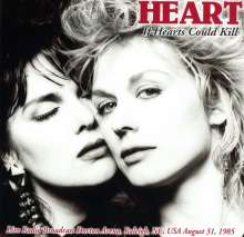 Heart: If Hearts Could Kill: Live Radio Broadcast 1985, 2 CDs