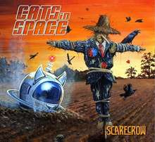Cats In Space: Scarecrow, CD