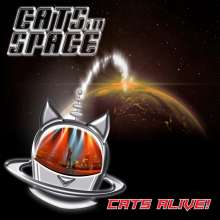Cats In Space: Cats Alive!, CD