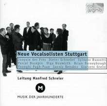 Neue Vocalsolisten Stuttgart, 2 CDs