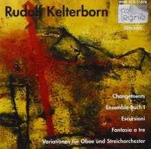 Rudolf Kelterborn (geb. 1931): Changements für großes Orchester, CD