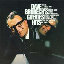 Dave Brubeck (1920-2012): Greatest Hits, CD