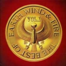 Earth, Wind & Fire: The Best Of Earth, Wind & Fire Vol.1, CD