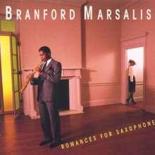 Branford Marsalis - Romanzen für Sopransaxophon, CD