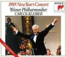 Das Neujahrskonzert Wien 1989, 2 CDs