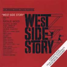 Leonard Bernstein (1918-1990): West Side Story (Original Soundtrack), CD