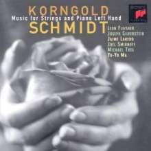 Franz Schmidt (1874-1939): Klavierquintett G-dur, CD