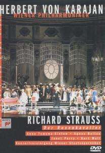 Richard Strauss (1864-1949): Der Rosenkavalier, DVD