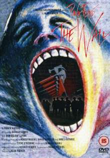 Pink Floyd: The Wall, DVD